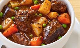 Beef Stew Pressure Cooker Recipe
