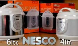 Nesco Pressure Cookers
