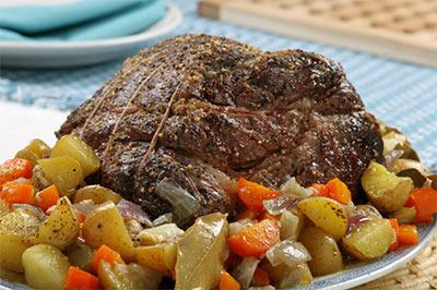 Delicious Pot Roast Dinner!