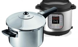 Stove Top Pressure Cooker vs Electric Pressure Cooker