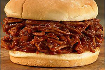 Melt in Your Mouth Pulled Pork Sandwiches!