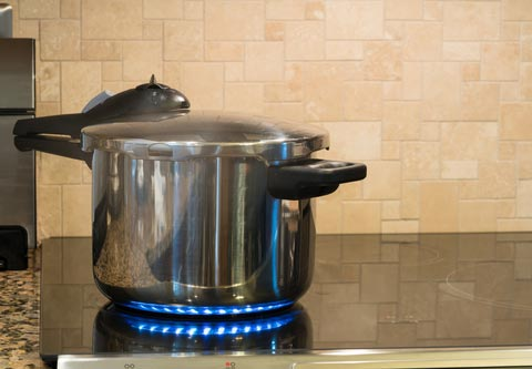 Stove top Pressure Cooker